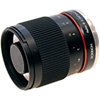 Rokinon 300M-N 300mm F6.3 Mirror Lens for Nikon Cameras
