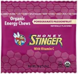 Honey Stinger Organic Energy Chews, Pomegranate Passion Fruit, 1.8 Ounce (Pack of 12) For Sale