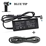 65W AC Adapter Laptop Charger Compatible for HP Chromebook 14 11 G3 G4 X360 Series Notebook PC Model 11-v025wm 11-v020wm 11-v010wm 11-v011dx 11-ae027nr 14-ak013dx 14-x013dx 14-q010dx Power Supply Cord