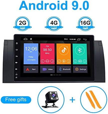 ZLTOOPAI para BMW X5 E53 E39 Android 10 Radio Estéreo Estéreo Navegador GPS Reproductor de Medios con 9