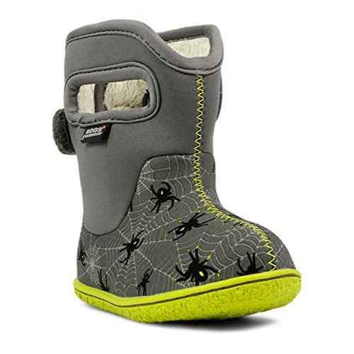 Bogs Baby Classic Creepy Crawler Waterproof Insulated Rain