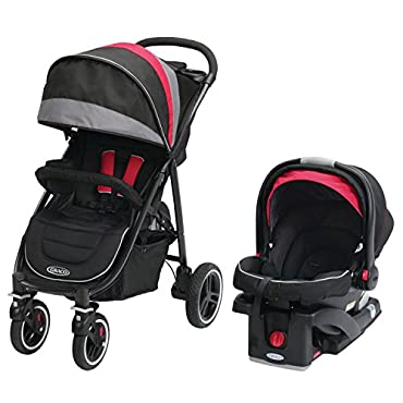 Graco Aire4 XT Click Connect Travel System, Marco (1946248)