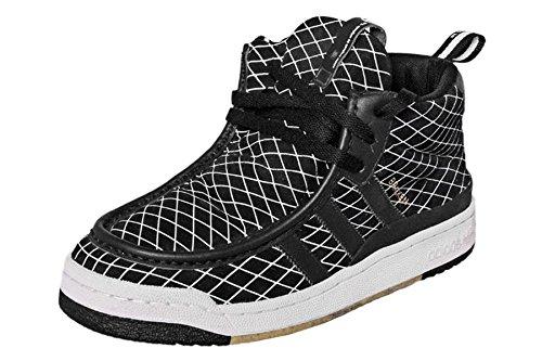 adidas , Damen Sneaker bianche/nero