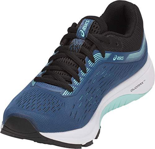 ASICS GT-1000 7 Women's Running Shoe (5.5 M US, Grand Shark/Black) by ASICS (Image #2)