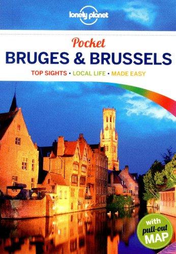 Lonely Planet Pocket Bruges & Brussels (Pocket Guides)