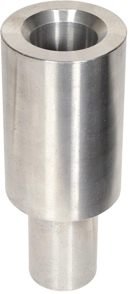 AW Direct AWUBK U-Bolt Fork - High-Carbon Steel Beveled Receiver 3''H x 2''D shaft, Professional Grade Towing Equipment