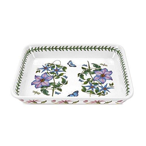 Portmeirion Botanic Garden Medium Lasagne Dish 30cm by 25cm by Portmeirion