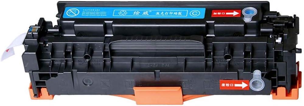 XUE-shelf Compatible Toner Cartridge CE410A 305A for HP M351a M375nw M451 M75dn CP2025 CM2320