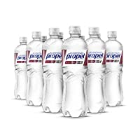 Hydrate your workout with the refreshing taste of Propel Water Black Cherry Flavored Water with Electrolytes, Vitamins and No Sugar. A flavored water backed by the Gatorade Sports Science Institute, Propel Water has electrolytes, antioxidants and vit...