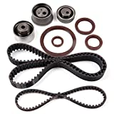ECCPP Timing Belt Kit Fit 99-05 Chrysler Sebring Mitsubishi Eclipse 2.4L SOHC 4G64