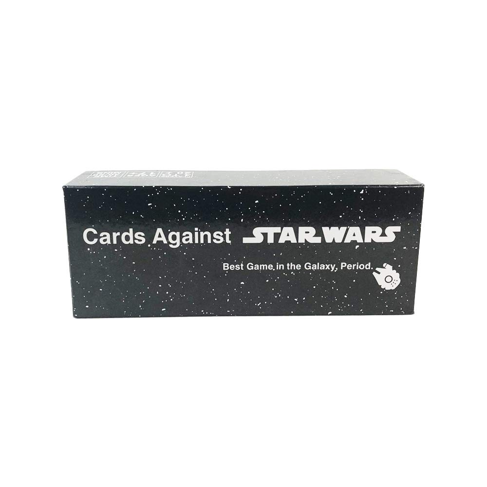 Cards Against Star Wars:The Best Game in The Galaxy