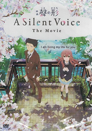 A Silent Voice (Japanese Animated, English Subtitles, NTSC All Region)