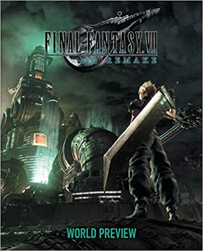 Book's Cover of Final Fantasy Vii Remake: World Preview (Inglés) Tapa dura – 24 septiembre 2020