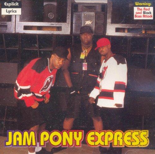 Jam Pony Express [EP] (Jam Pony Express)