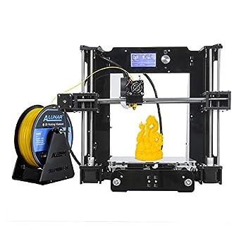 ALUNAR Impresora 3D Self Assembly DIY Repra de escritorio A6 Prusa ...
