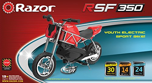 Razor RSF350 Electric Street Bike by Razor (Image #9)