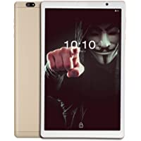 iBall iTAB MovieZ Pro Tablet (10.1 inch, 64GB, Wi-Fi + 4G LTE + Voice Calling), Champagne Gold