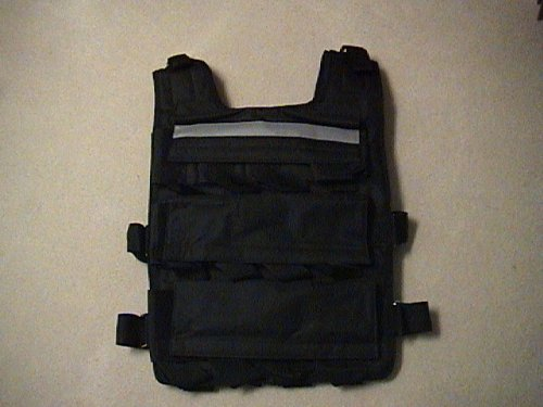New Weight Vest: 100 Lbs Exercise Training Vest by Bestco (Image #2)'