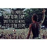 Machine Gun Kelly - Toast to the Underdog Music Poster