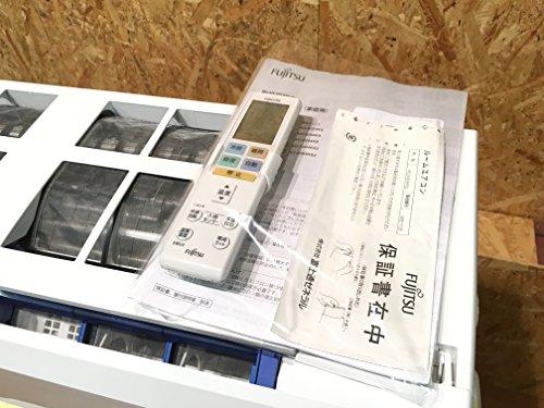 FUJITSU AS-S404KS2 ノクリア 200V 4.0kw ルームエアコン