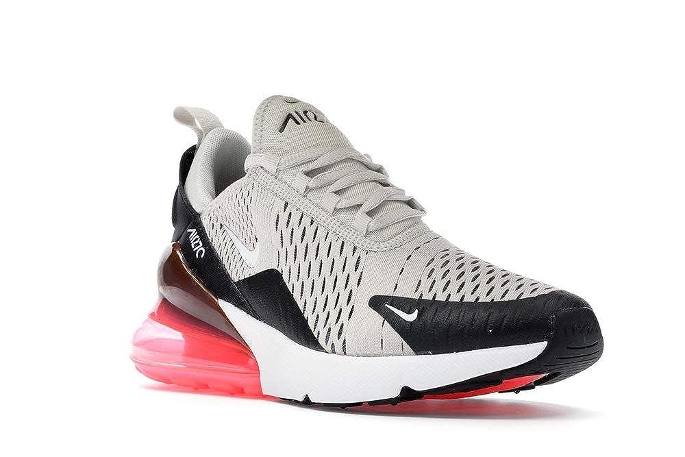 MultiCouleure (Light Bone blanc-bla 002) Nike Air Max 270 (GS), Chaussures de Running Compétition Homme 39 EU