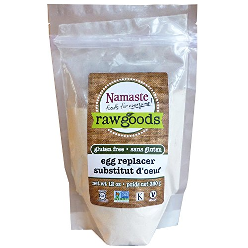 Price comparison product image Namaste Foods Egg Replacer, 12 Ounce