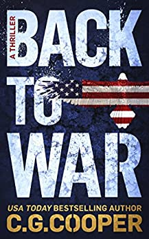 Back to War (Corps Justice Book 1) by [Cooper, C. G.]