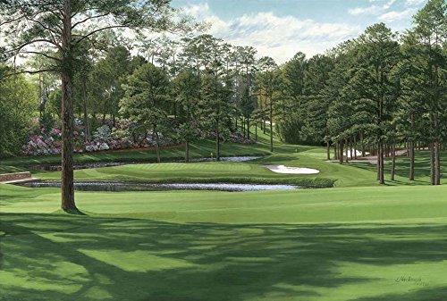 Augusta | The 15th, (Firethorn Golf)
