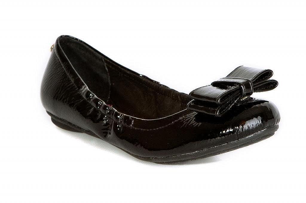 MUPS Shoes Womens Bella in Patent Flat