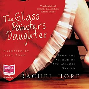 The Glass Painter's Daughter Hörbuch