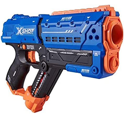 Amazon.com: XShot Ninja Turbo Strike Foam Dart Blaster (48 ...