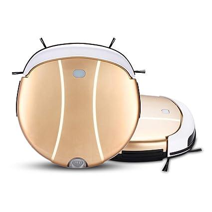 ZHX Robot Aspirador, 4 en 1 Robótica de Limpieza Mute Carga ...