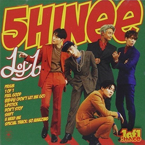 CD : Shinee - 1 Of 1 (Asia - Import)