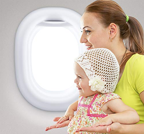 574bf072f0f0 Child Safety Harness Airplane Travel with Free Carry Pouch Bag, Airplane  Travel Harness for Safe Flying with Baby, Toddlers - Strictly for Aviation  ...