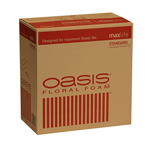 Oasisつ Standard Floral Foam Maxlife (Case of 24 Bricks) by OASIS Floral Products  B00GU0BSSM