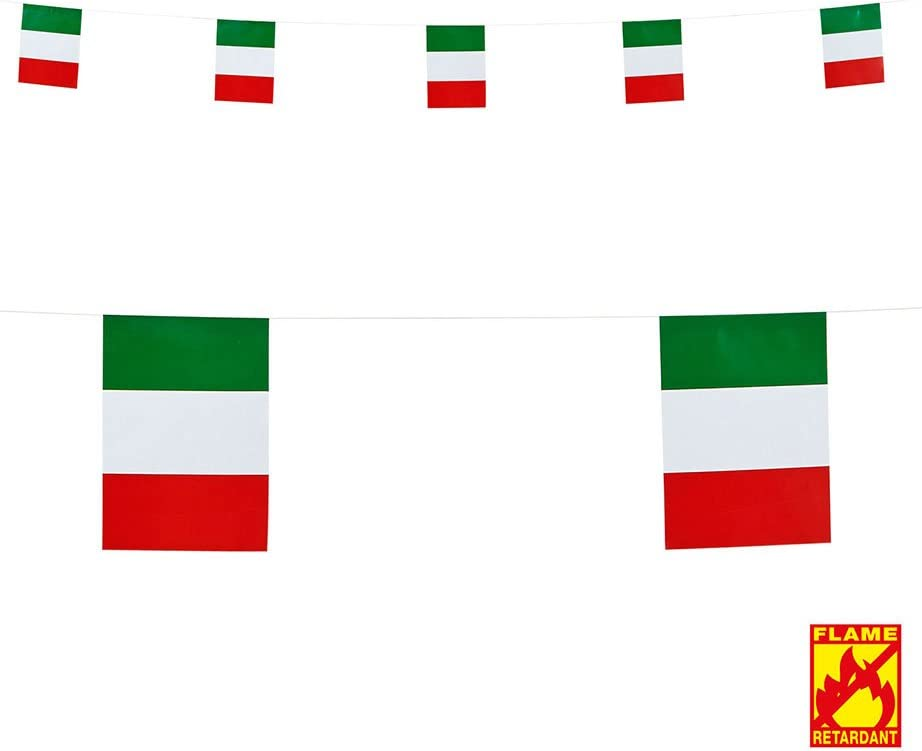 WIDMANN Banderines de Italia: Amazon.es: Juguetes y juegos