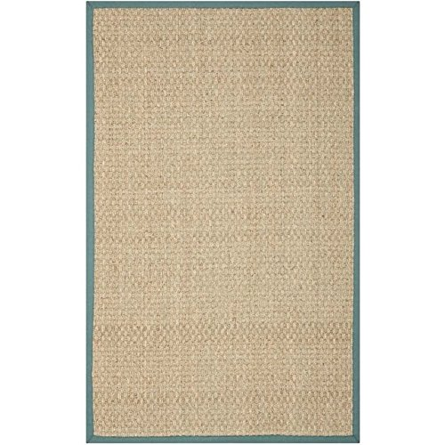 Cheap Safavieh Martha Stewart Collection MSJ2511C Mallard Seagrass Area Rug (9′ x 12′)