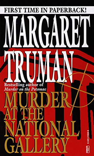 book cover of Murder At the National Gallery