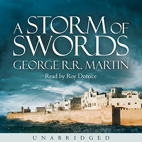 A Storm of Swords Audiobook by George R. R. Martin [Download] thumbnail