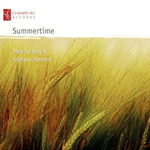 Summertime: Songs for Voice & Piano