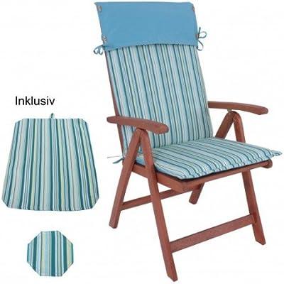 Muebles de jardín de madera de la serie Stockholm silla de madera ...