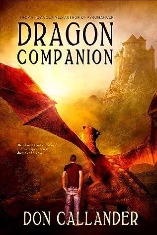 book cover of Dragon Companion