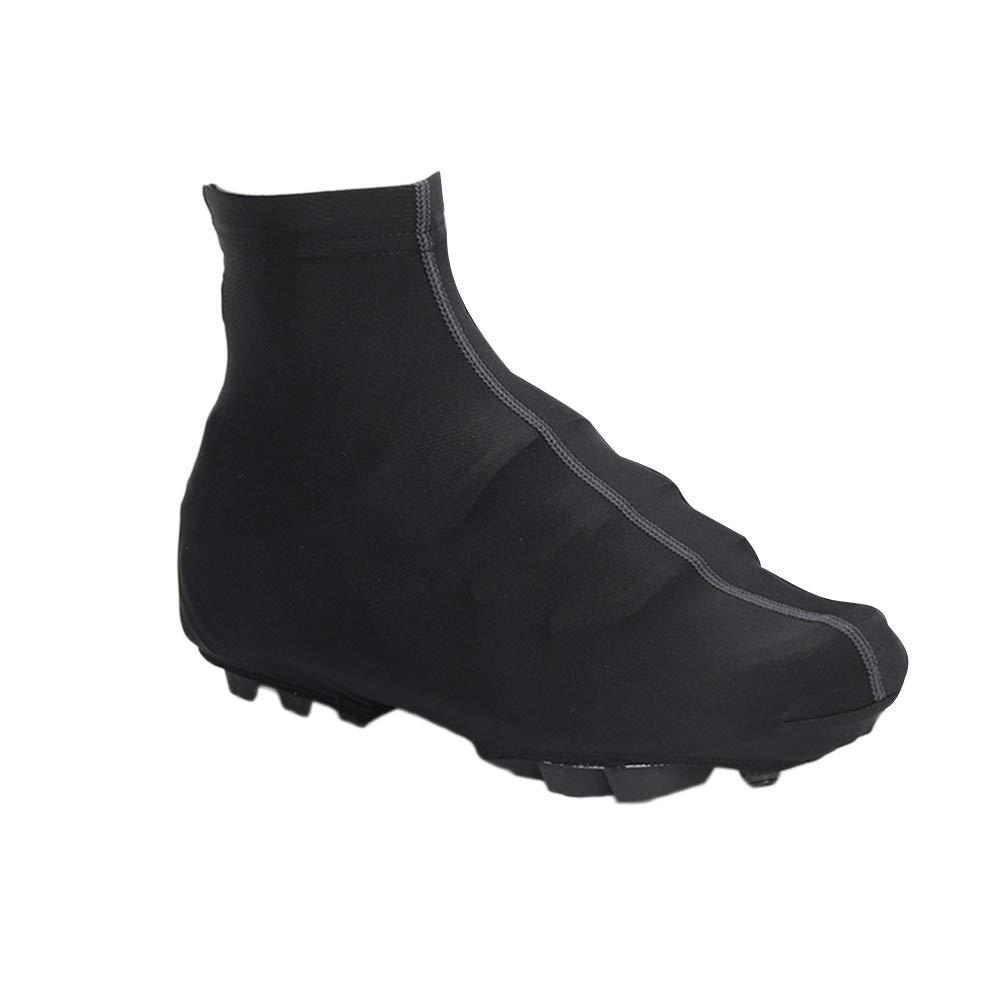 Negro, L VORCOOL Ciclismo Cubre Zapatos Ciclismo Impermeable Zapatilla Cubre Zapatillas Protectoras de Invierno t/érmica Zapata para Deportes al Aire Libre Cubierta