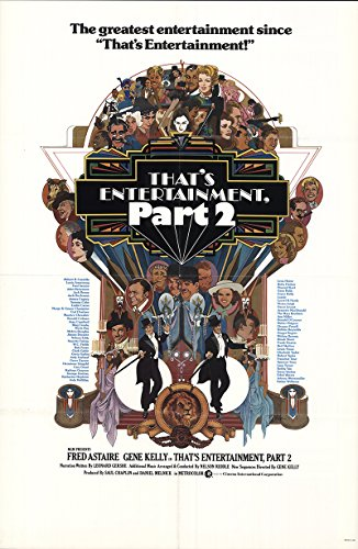 That's Entertainment, Part II 1976 Authentic 27