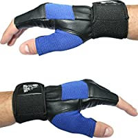 """Weight Lifting Gloves With 12"""" Wrist Support For Gym Workout, CrossFit, Weightlifting, Fitness & Cross Training - The Best For Men & Women - by Nordic Lifting™ - 1 Year Warranty"""