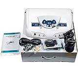 iMeshbean® Dual Ionic Ion Detox Aqua Foot Spa Chi Cleanse Machine with Mp3 Music Player