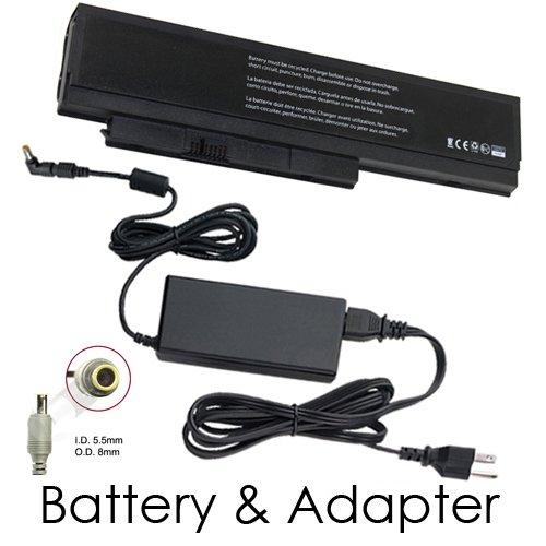 Lenovo Thinkpad X220 4286-CTO Laptop Battery and 65 Watt Adapter