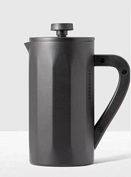 Amazoncom Starbucks Stainless Steel Coffee Press With Soft Touch