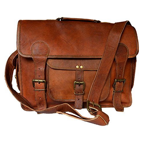 Camera Men's Bag Bags Shoping Mad Vintage Lens Genuine Laptop Photography Leather Over Case qUxvtwx87