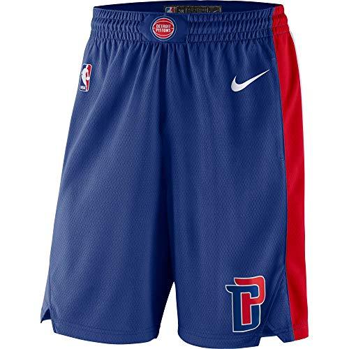 (Nike Detroit Pistons Swingman Basketball Shorts (Small))